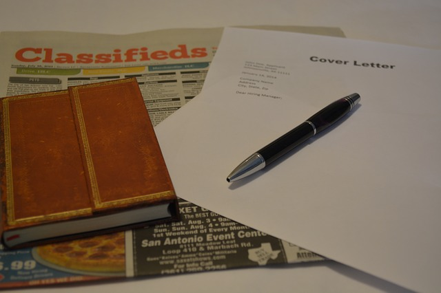 marketing a resume