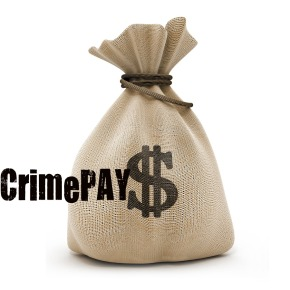 Tuning in to Solve Crime! CrimePAY$
