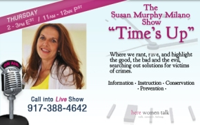 The Susan Murphy Milano Show: How Much Do We Know About an Abuser?
