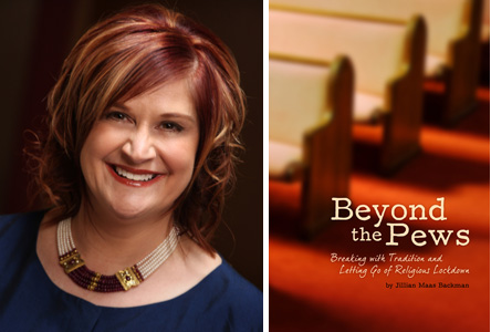Jillian Maas Backman, Beyond the Pews, ImaginePublicity
