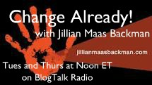 Jillian Maas Backman,ImaginePublicity,Change already