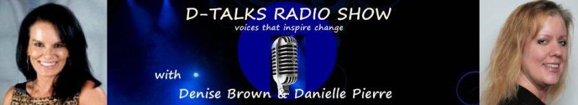 DTalks Radio,ImaginePublicity,Denise Brown,Danielle Pierre