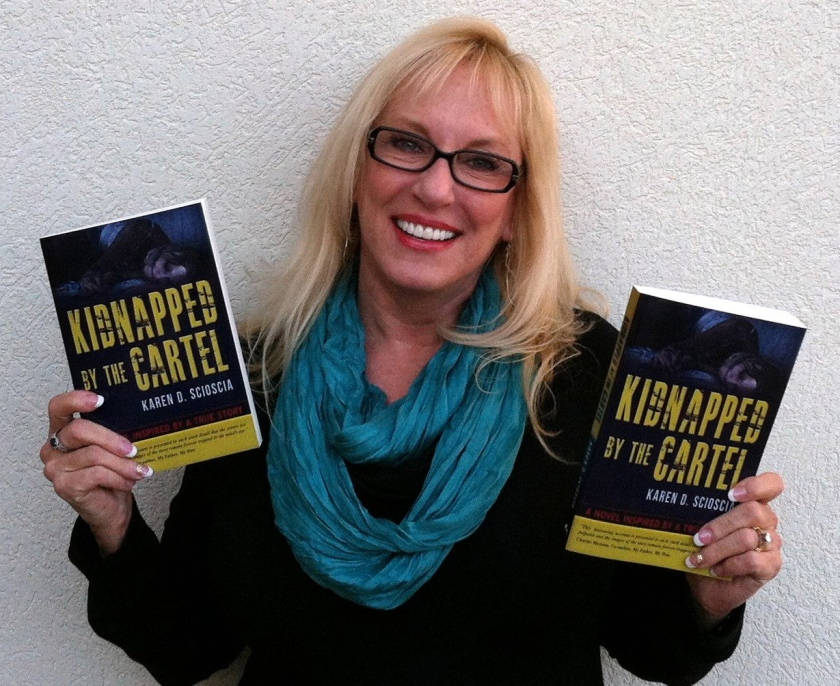 Karen Scioscia, Kidnapped by the Cartel, ImaginePublicity
