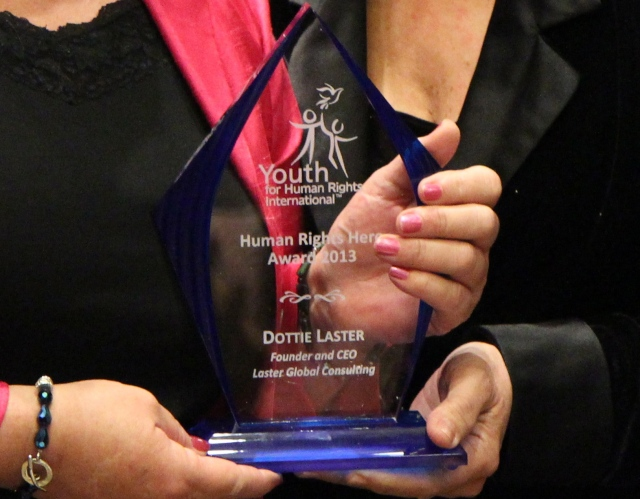 Hero Award, Dottie Laster