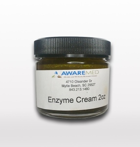 Enzyme Cream, Dr. Dalal Akoury, AWAREmed, Health and Wellness