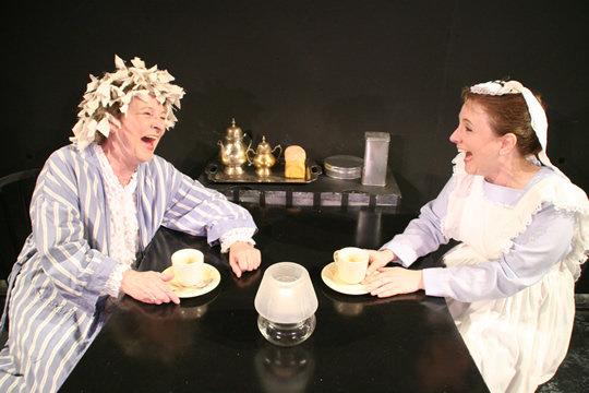 Sam Bass Community Theatre, Change Already with Jillian Maas Backman, ImaginePublicity