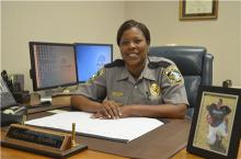 Chief Saundra Rhodes,Horry County Police Department,ImaginePublicity,Shattered Lives