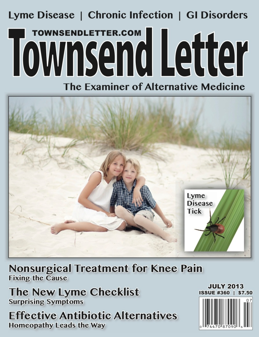 Townsend Letter, Dalal Akoury MD,AWAREmed,Health and wellness, ImaginePublicity