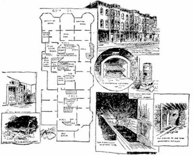 HHHolmes, serial killer, Jack the Ripper, Jeff Mudgett, Bloodstains, ImaginePublicity