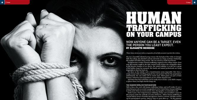 Town Hall Magazine,Dottie Laster, Laster Global Consulting, Human Trafficking, ImaginePublicity