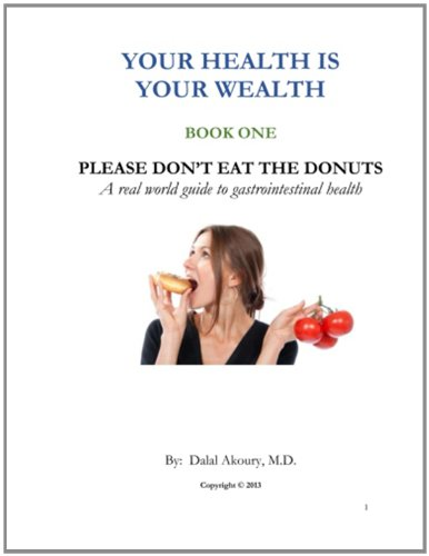 Please Don't Eat the Donuts,Dr. Dalal Akoury,AWAREmed,ImaginePublicity