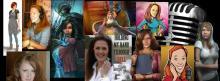 Amy Robinson, Voice Actress, ImaginePublicity
