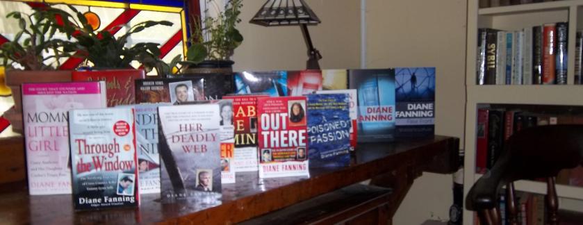 Diane Fanning, True Crime Author, ImaginePublicity