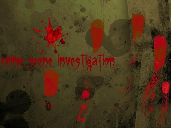 crime scene investigation, Shattered Lives, Peter Valentin, Donna R. Gore