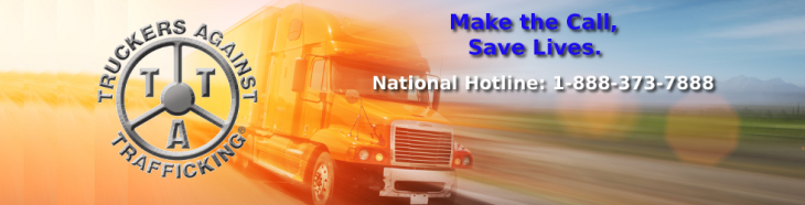 Truckers Against Trafficking, Shattered Lives, Donna Gore, TAT