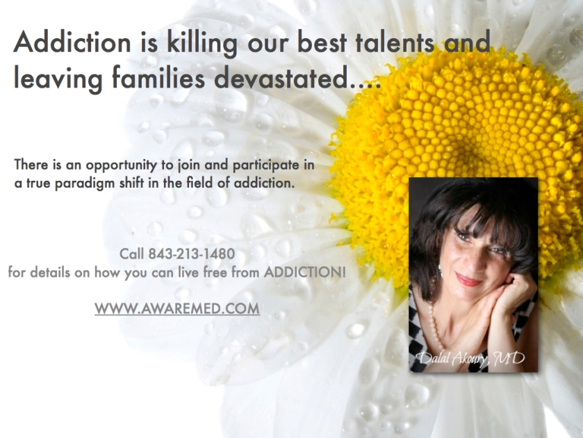 Shattered Lives Radio, Dr. Dalal Akoury, Addiction, Donna R. Gore