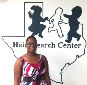 Crystal Calloway of Heidi Search Center