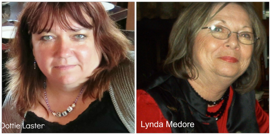 Dottie Laster, Lynda Medore, TRAFFICKED Designs