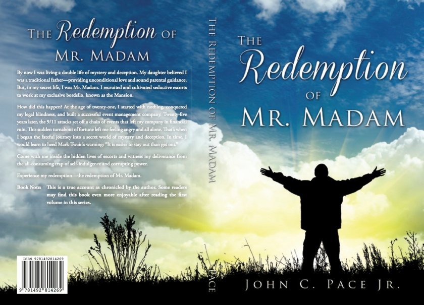 Shattered Lives Radio, John Pace, The Redemption of Mr. Madam