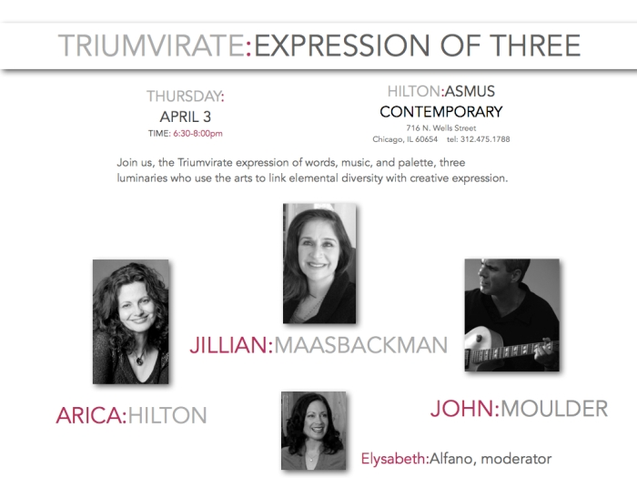 Triumvirate:Expression of Three
