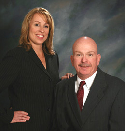 Kim Anklin and Bob Rahn of Management Resources LTD of NY