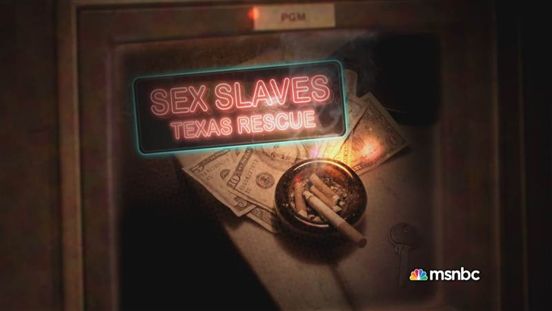 Sex Slaves: Texas Rescue, Dottie Laster