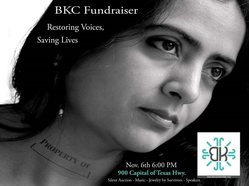 Fundraiser for Bernardo Kohler Center