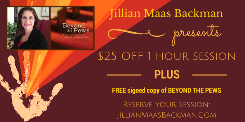 Jillian Maas Backman special
