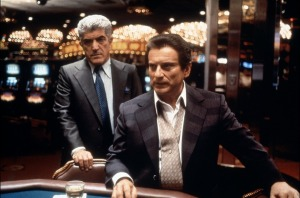 "Frank Vincent as Frank Cullotta and Joe Pesci as Tony ""the Ant"" Spilatro"