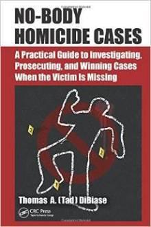 No Body Homicide Cases Book cover