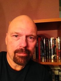 Kevin M. Sullivan, author of VAMPIRE: The Richard Chase Murders for WildBlue Press