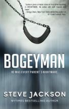 Author Steve Jackson talks about BOGEYMAN on Shattered Lives Radio