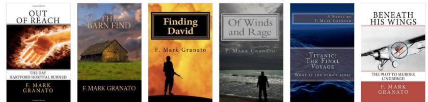 Books of F. Mark Granato