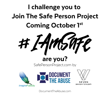 Document the Abuse, Domestic Violence Awareness Month