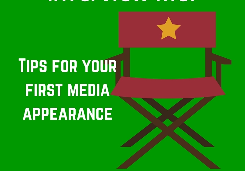 Tips for media appearance from ImaginePublicity
