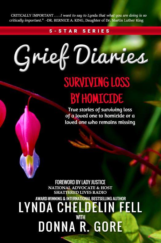 Grief Diaries: Surviving Loss by Homicide book cover