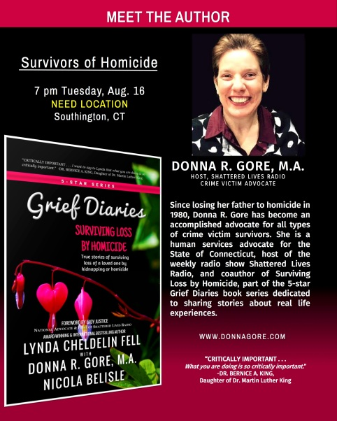 Donna Gore Event Poster-2