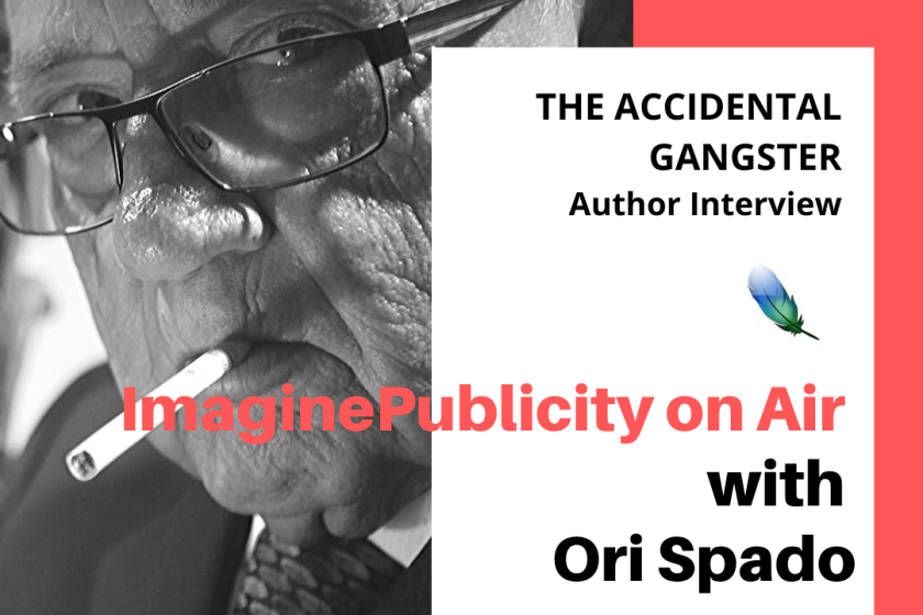 ImaginePublicity on Air with Ori Spado